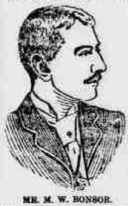 1892 Maurice Bonsor