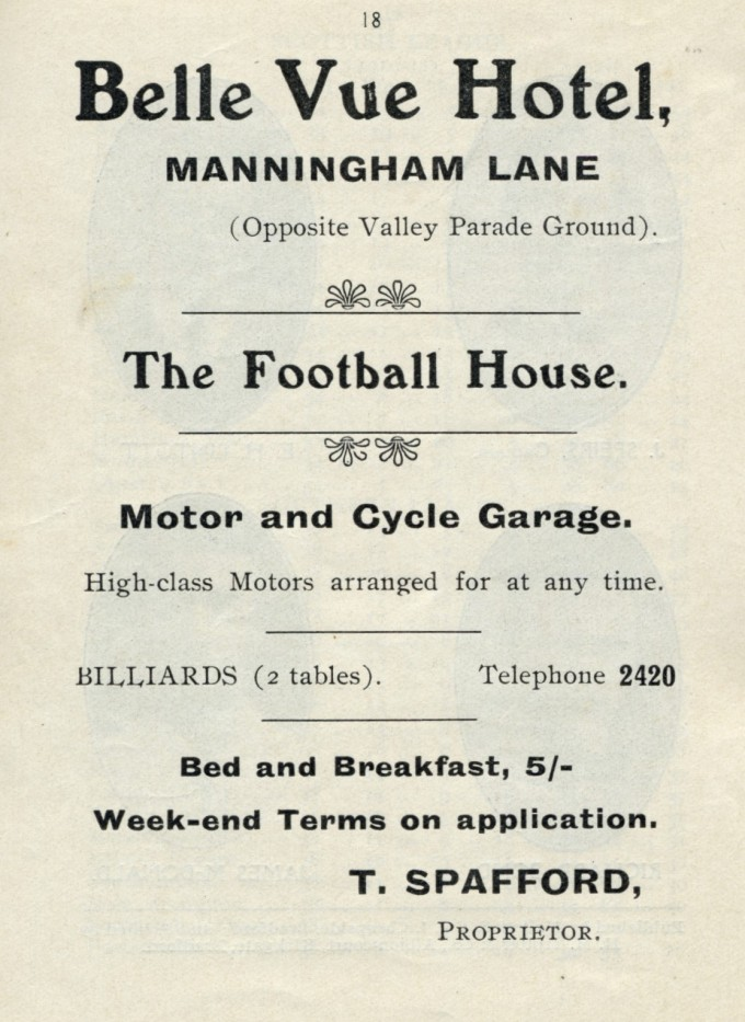 BV Football House