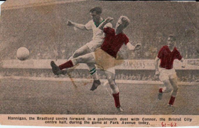 Bristol City 1961
