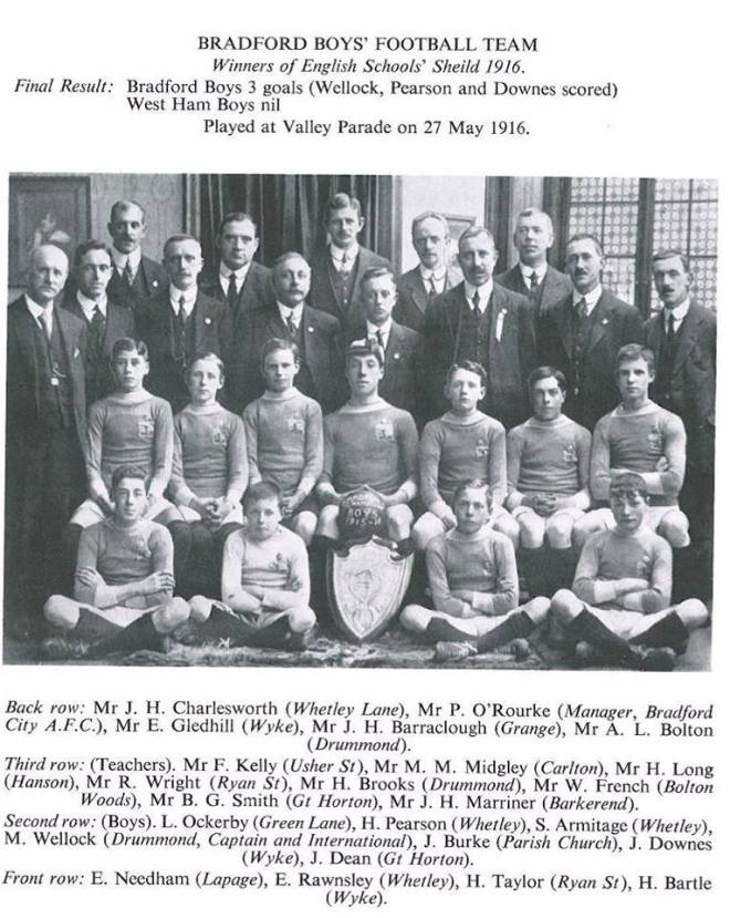 Bradford Boys 1916