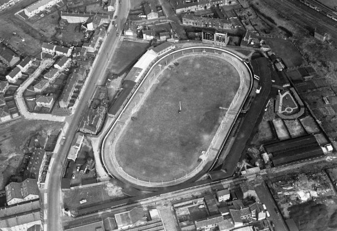 Greenfield aerial