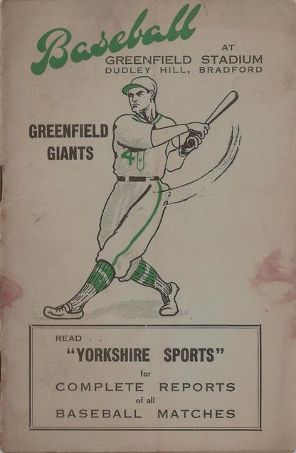 Greenfield baseball