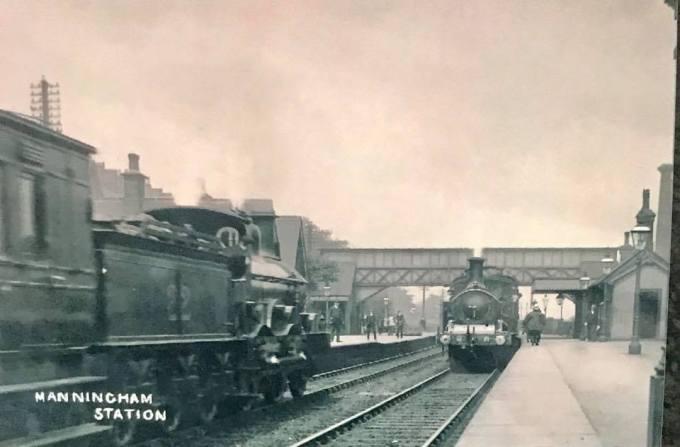 manningham station