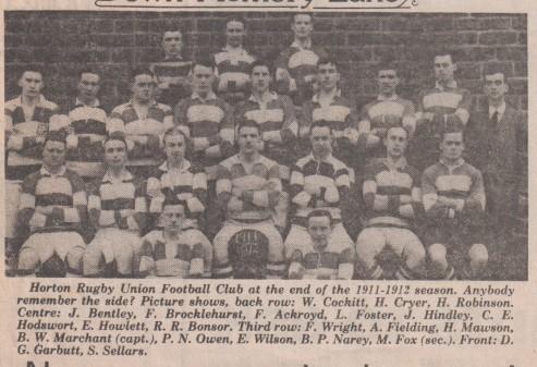 horton 1911-12 named