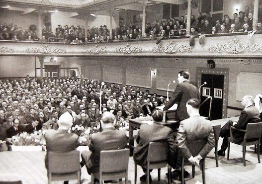 St Georges Hall 1964